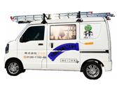 千葉 株式会社PODのラッピングカー