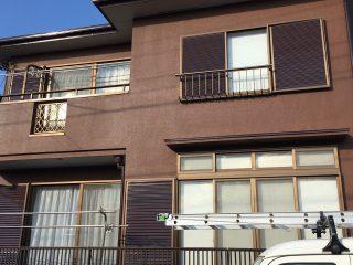 千葉県の屋根塗装外壁塗装遮熱塗料遮熱塗料施工事例