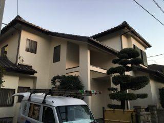 千葉県習志野市の外壁塗装遮熱塗料施工事例
