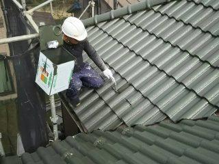 千葉県市川市の外壁塗装板金工事施工事例