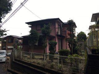 千葉県佐倉市の外壁塗装板金工事施工事例