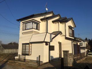 千葉県富里市の屋根塗装外壁塗装遮熱塗料遮熱塗料施工事例