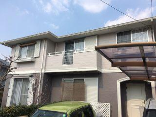 千葉県千葉市緑区の屋根塗装外壁塗装施工事例