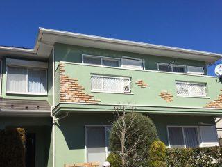千葉県印旛郡栄町の屋根塗装外壁塗装施工事例