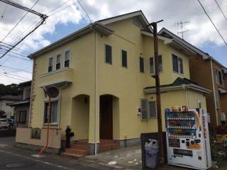 千葉県習志野市の屋根塗装外壁塗装遮熱塗料遮熱塗料戸建塗装施工事例